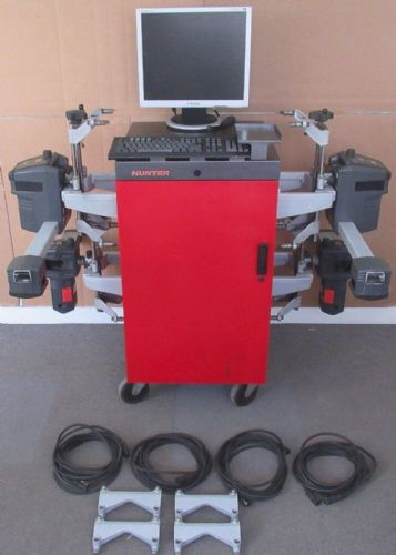 Hunter 311 Wheel Alignment WinAlign Machine for Wheel Laser Tracking System